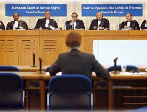 Moldova vinovată la CEDO pentru tratament inuman şi degradant în 153 de cazuri