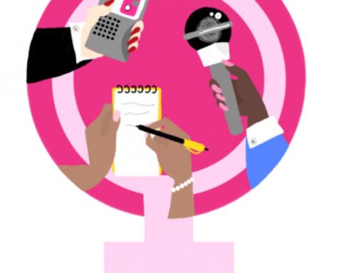 Женский голос в СМИ и обществе